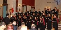 Christmas concert at Ta\' Xbiex