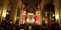 Lija Parish Church 16 April