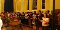 TNCS rehearsing for the Wagner-Verdi Opera Gala - 25 September 2013