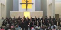 TNCS at Qawra Parish Church - 10 September 2013